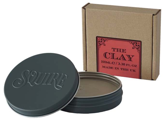 Squire The Clay