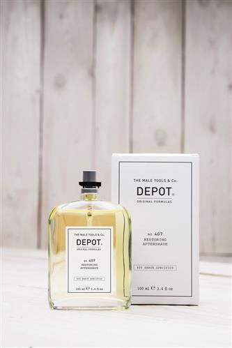Depot Restoring Aftershave No.407